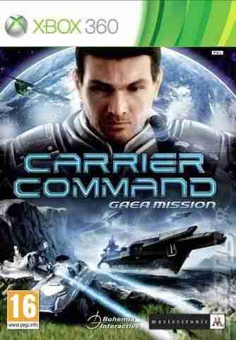 Descargar Carrier Command Gaea Mission [MULTI][USA][XDG2][RRoD] por Torrent